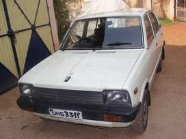 Vintage Maruti 800