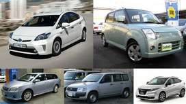 Vitz,mira,alto ,prius all types of japanease cars available for import
