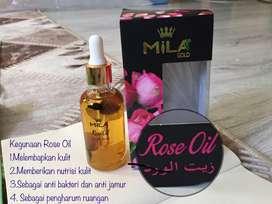 100% minyak Mawar Murni, Rose oil...import Quality