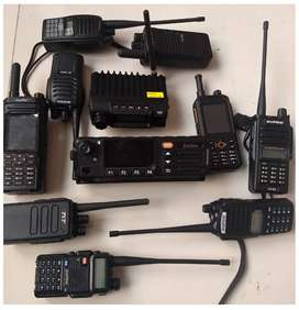 New Mobile Walkie talkie Two way radio Wireless All models available