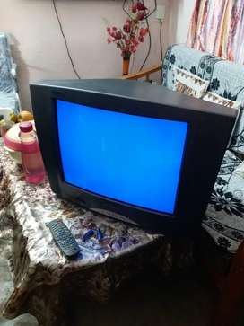 brand new condition coloured tv