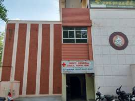 Constructed hospital for sale