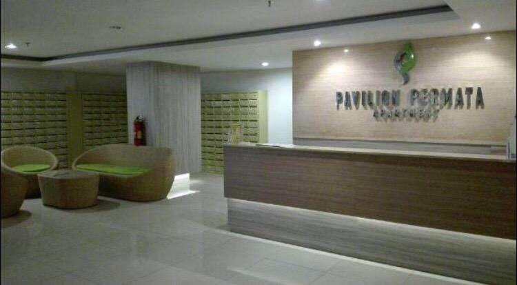 Disewakan Apartemen Paviliun Permata Studio Furnish di Surabaya Barat 0