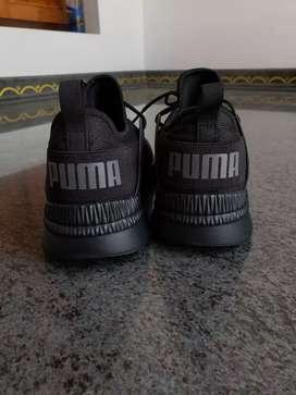 Puma original black shoes