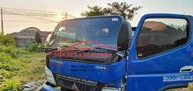 KACA MOBIL MITSUBISHI CANTER FE700PS110+LAYANAN HOME SERVICE KACAMOBIL