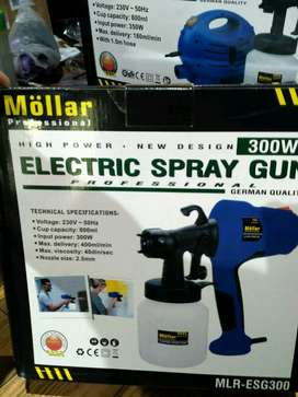 SR Spraygun Electric Mollar