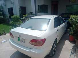 Corolla xli 2007 all genien Rs. 1194000