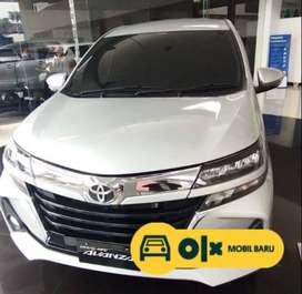 [Mobil Baru] Toyota Avanza manual 1.3