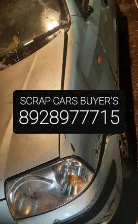 Scarp car Takers