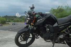 Yamaha Fz petrol 40000(2016)