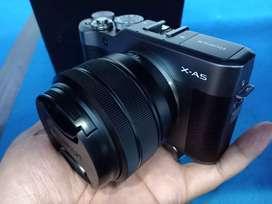 Fuji Film XA5 Muluss Free Leather Case Ory