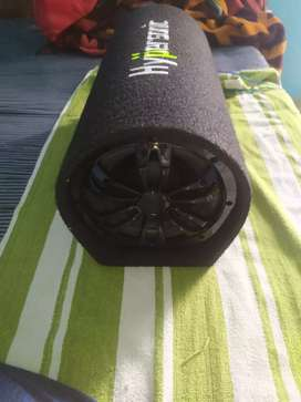 Hypersonic car bass tube