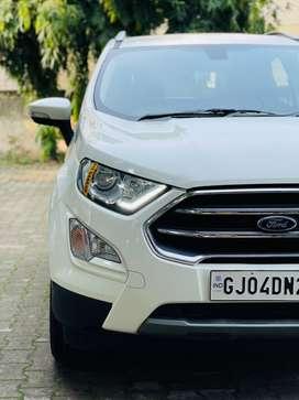 Ford Ecosport 1.5 Diesel Titanium Plus, 2020, Diesel