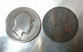 Indian old and rare currency