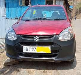 Maruti Suzuki Alto 800 2014 Petrol 42093 Km Driven