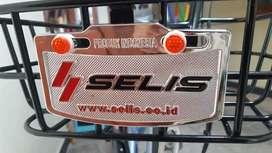 Jual Sepeda Elektrik Selis 301 Murah