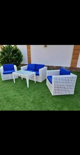 new Rattan furniture out door