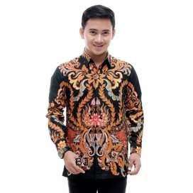 Kemeja Batik Tulis