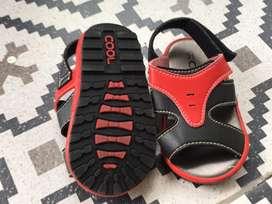 Sepatu sendal anak  merk cool kids