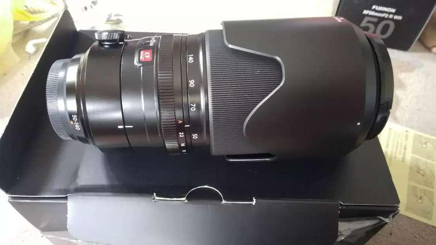 Lensa Fuji Fix 23mm F2 0