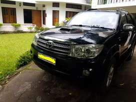 Toyota Fortuner..for rent... with driver