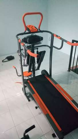 Treadmil manual support terlengkap