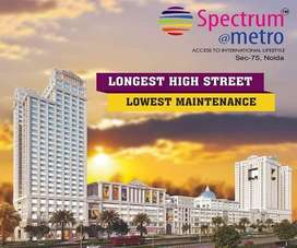 Retails Shops in Spectrum Metro