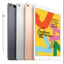 Original[Apple ipad 7 Gold 128GB Wifi]DPbudgetLow -KTP/KK