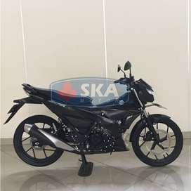 Suzuki Satria FU Black Predator Tahun 2019 ( 'SKA MOTOR' )