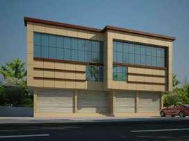 8500 sqft new building , 11 cent for sale
