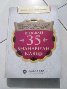 Biografi 35 shabiyah nabi