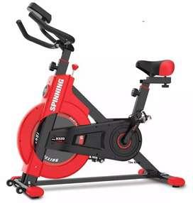 mataram series fitness spinning sepeda V BELT_ maestro red
