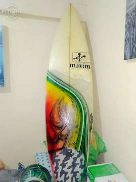 "Papan surfing merek chem size 5""11"