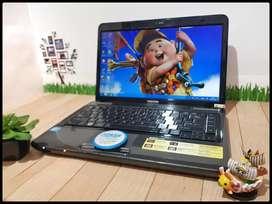 Laptop Toshiba L645 Core i3 Murah