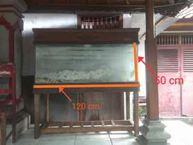 DI JUAL!!! Aquarium dan meja (nego)