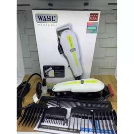 alat cukur pangkas rambut wahl usa mesin potong kliper prem-655