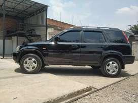 Honda CRV 2.0AT 2000 hitam istimewa