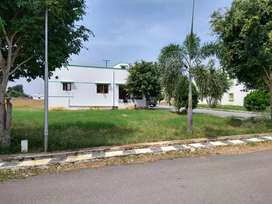 We are selling villa plots in central square