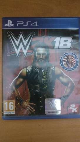 WWE 2K18 Kurt Angle Pack PS4