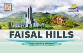Faisal Hills Block C plot for Sale