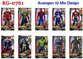 Avengers figures collection
