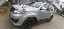 Toyota Fortuner 3.0 Limited Edition, 2014, Diesel