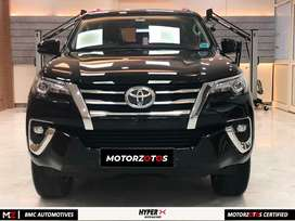 Toyota Fortuner 2.8 4WD MT, 2018, Diesel