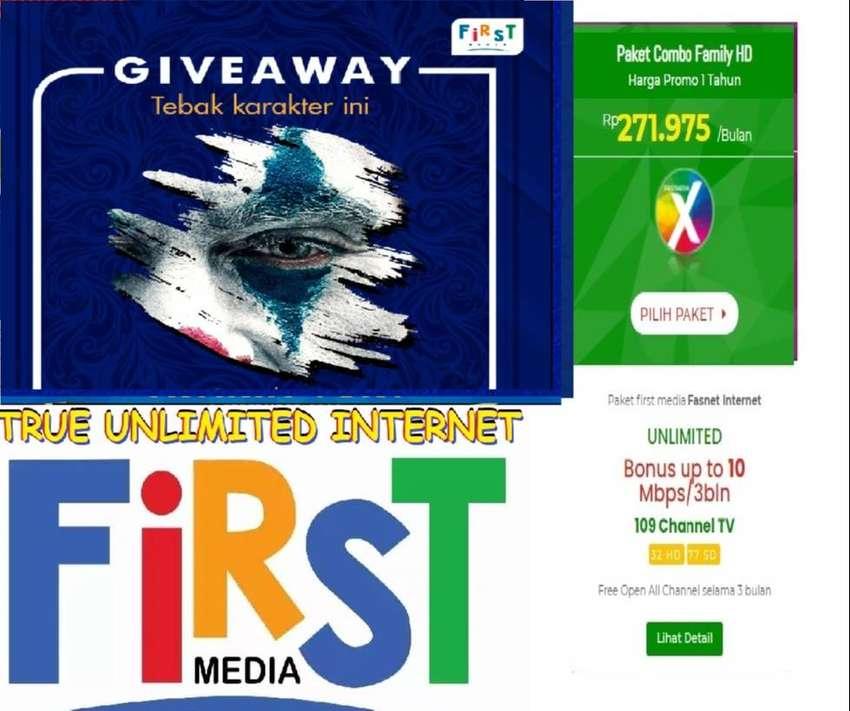 FIRSTMEDIA UNLIMITED INTERNET WIFI 0