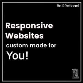 Responsive/ Mobile Friendly Websites