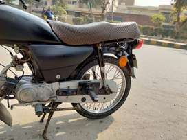 Honda motor cycle CD 70