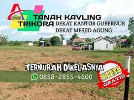 Tanah Kavling Trikora Banjarbaru