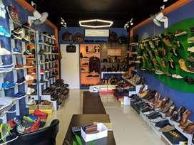 Fully furnished Footwear shop at valanchery, kozhikod road,