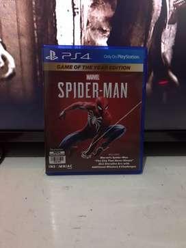 Bd spiderman ps4