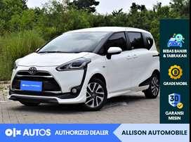 [OLXAutos] Toyota Sienta 2016 Q 1.5 A/T Bensin Putih #Allison